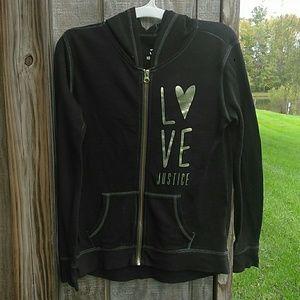 Justice LOVE Jacket